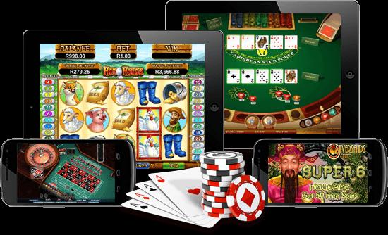 Casino Mobil Games