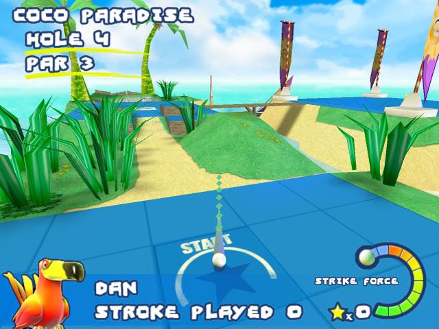 Islands Mini Golf
